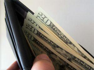 Betting Managing money in Wallet