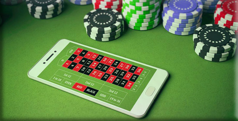 Online Betting Online Casino on the phone
