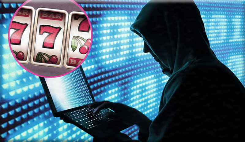 Slot Machines Hacker trying go in online slot machines