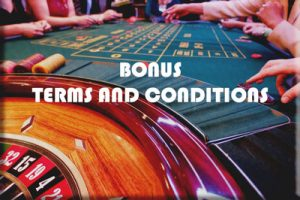 Gamblers Playing game in casino terms and conditions