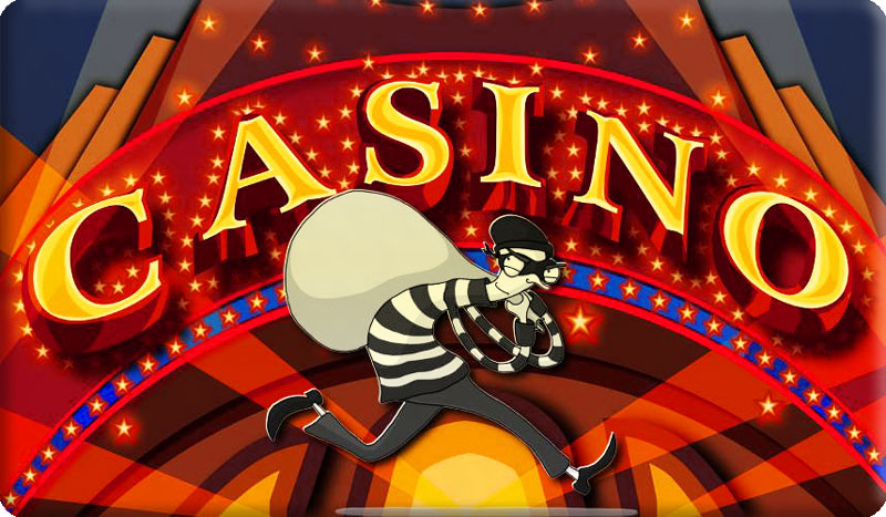 Rogue casinos Rogue casinos theft running with bag